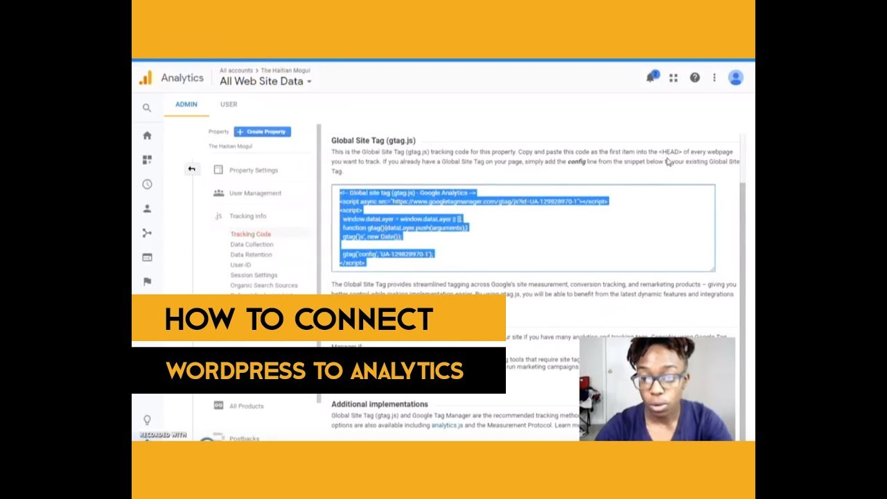 How to Connect Google Analytics to Your WordPress Blog