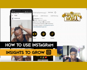 Grow Instagram with Insights